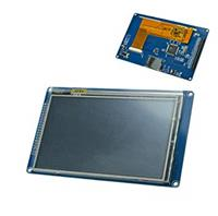 5inch TFT lcd with Resistive Touch