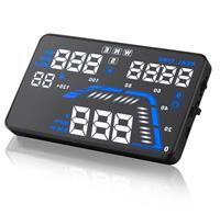 5.5inch Car GPS HUD Head Up Display