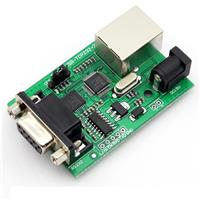 RS232 to Ethernet TCP IP converter module,bi-directional