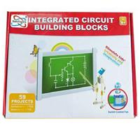 YSGO YS2960 Integrated Electronic Circuit Building Blocks Kit