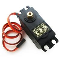 MG995 High Speed Metal Gear Dual Ball Bearing Servo