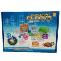 electronic building block Touching control