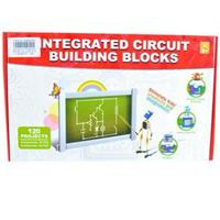 YSGO YS2962 Integrated Electronic Circuit Building Blocks Kit