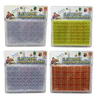 12Style electronic building block W light