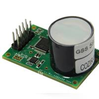 0-20%Infrared Co2 Gas Module