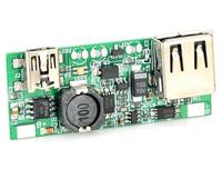 1-1.6A DIY Single USB Mobile Boost Power Supply PCBA Module