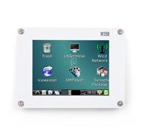 3.5inch resistive touch screen LCD