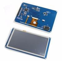 7inch TFT Lcd With Resistive Touch